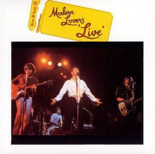 'Live' by The Modern Lovers