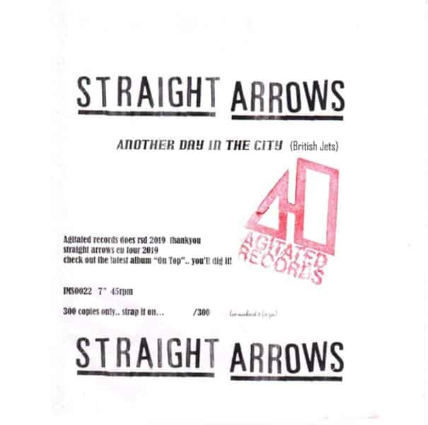 'Another Day In The City' by Straight Arrows