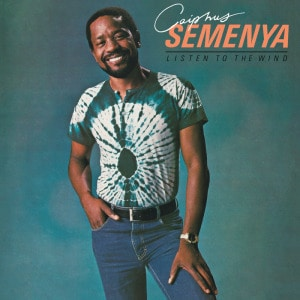 'Listen To The Wind' by Caiphus Semenya