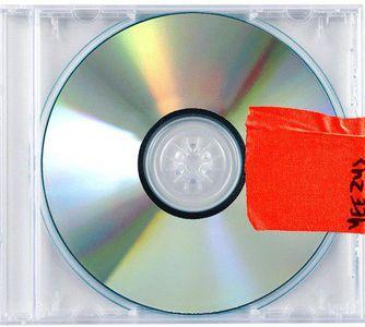 'Yeezus' by Kanye West