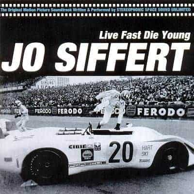 'Live Fast Die Young' by Jo Siffert