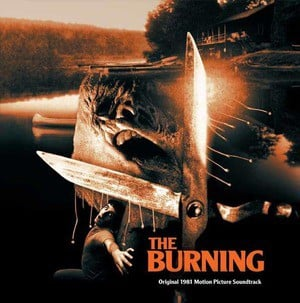 'The Burning (Original Motion Picture Soundtrack)' by Rick Wakeman