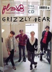 Issue 45 - Grizzly Bear cover by Plan B