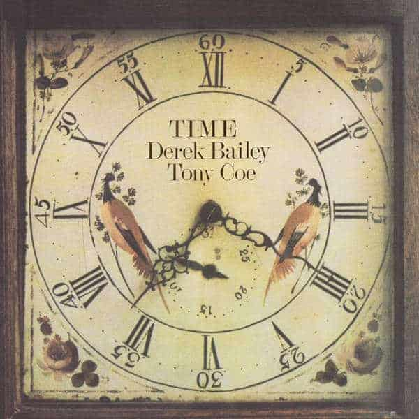'Time' by Derek Bailey & Tony Coe