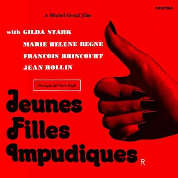 'Jeunes Filles Impudiques' by Pierre Raph