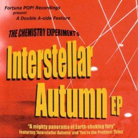 'Interstellar Autumn EP' by The Chemistry Experiment