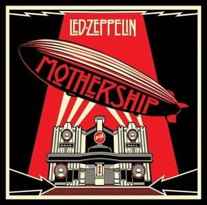 'Mothership' by Led Zeppelin