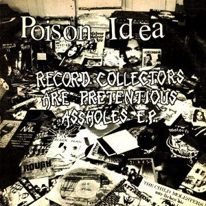 'The Fatal Erection Years' by Poison Idea