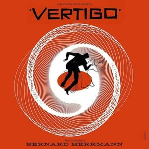 'Vertigo (Original Motion Picture Soundtrack)' by Bernard Herrmann