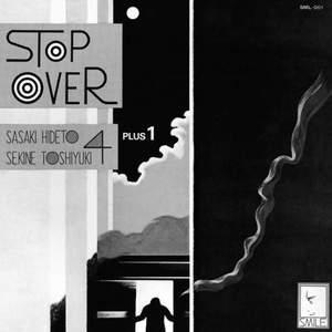 'Toshiyuki Sekine Quartet +1 - Stop Over' by Hideto Sasaki
