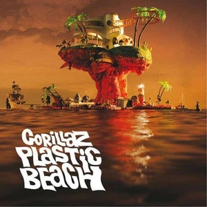 'Plastic Beach' by Gorillaz