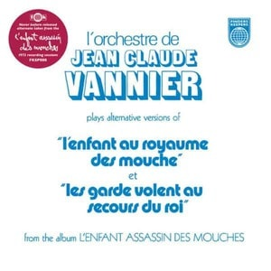 'L'Enfant Assassin Des Mouches Alternate Takes' by Jean-Claude Vannier