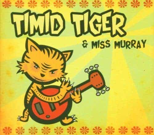'Miss Murray' by Timid Tiger