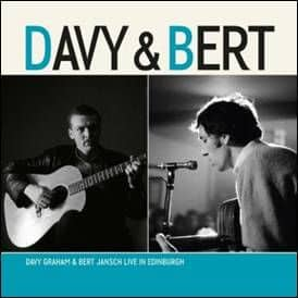 Live In Edinburgh by Davy Graham & Bert Jansch