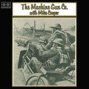 'Places I Know / The Machine Gun Co' by Mike Cooper