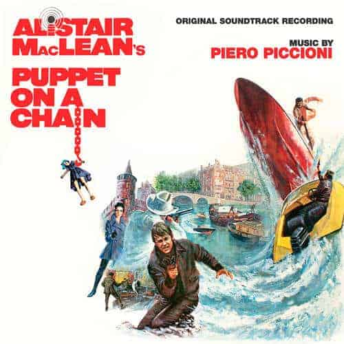 'Puppet On A Chain' by Piero Piccioni