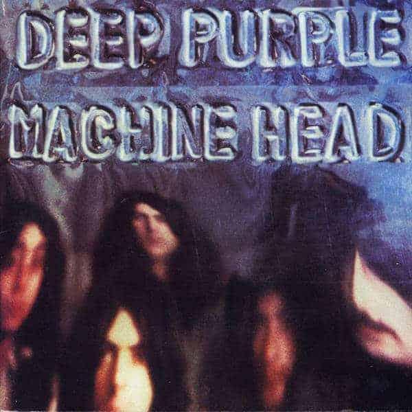 'Machine Head' by Deep Purple