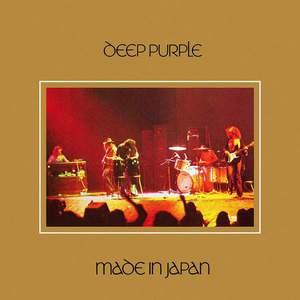 'Made In Japan' by Deep Purple