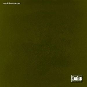 'untitled unmastered.' by Kendrick Lamar