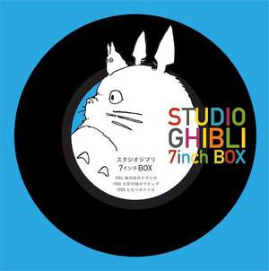 'Studio Ghibli 7-inch Box Set' by Joe Hisaishi