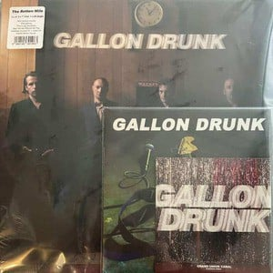 'The Rotten Mile (limited edition vinyl collection)' by Gallon Drunk
