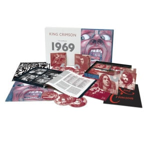 'The Complete 1969 Recordings' by King Crimson