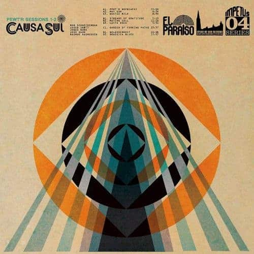 'Pewt'r sessions 1-2' by Causa Sui