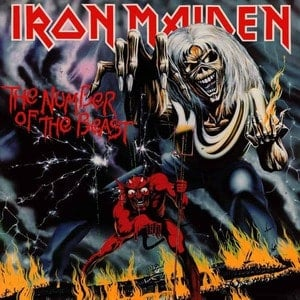 'The Number of the Beast' by Iron Maiden