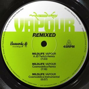 'Vapour Remixed' by Mildlife