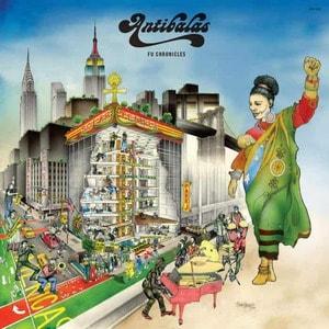 'Fu Chronicles' by Antibalas