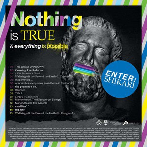 'Nothing Is True & Everything Is Possible' by Enter Shikari