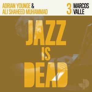 'Marcos Valle' by Adrian Younge, Ali Shaheed Muhammad & Marcos Valle