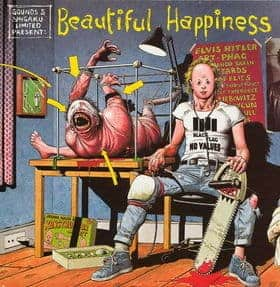 Beautiful Happiness by V/A (Live Skull, Elvis Hitler, Drunk With Guns ETC)