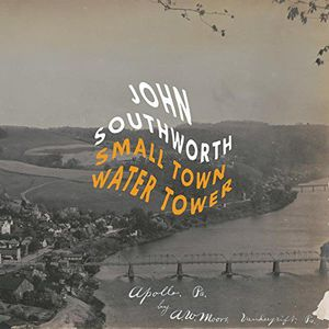 'Small Town Water Tower' by John Southworth