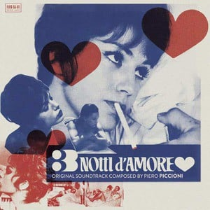 '3 Notti D'Amore (Original Soundtrack)' by Piero Piccioni