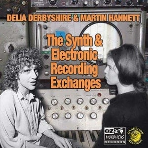 'The Synth and Electronic Recording Exchange' by Delia Derbyshire & Martin Hannett