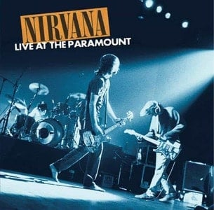 'Live At The Paramount' by Nirvana