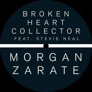 'Broken Heart Collector EP (Ft. Stevie Neale)' by Morgan Zarate