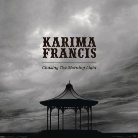 Chasing The Morning Light by Karima Francis