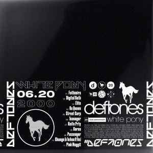 'White Pony (20th Anniversary Deluxe Edition)' by Deftones