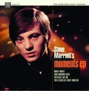Moments EP by Steve Marriott