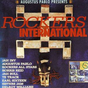 'Presents Rockers International' by Augustus Pablo