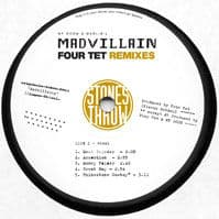 'Four Tet Mixes' by Madvillain
