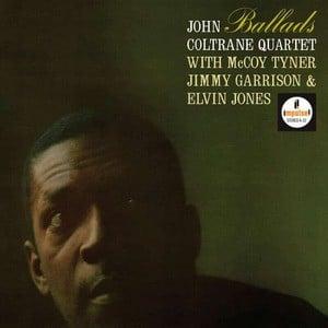 'Ballads' by John Coltrane