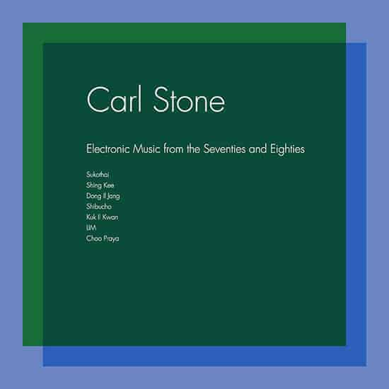 'Electronic Music from the Seventies and Eighties' by Carl Stone