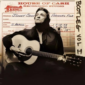 'Bootleg Vol I: Personal File' by Johnny Cash
