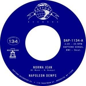 'Norma Jean / Norma Jean (Instrumental)' by Napoleon Demps