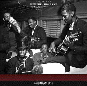 'American Epic: The Best of Memphis Jug Band' by Memphis Jug Band