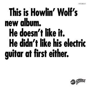 'The Howlin' Wolf Album' by Howlin' Wolf