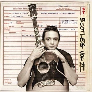 'Bootleg Vol II: From Memphis To Hollywood' by Johnny Cash